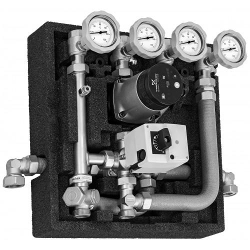 Насосно-смесительный модуль Condix для конденсатного котла